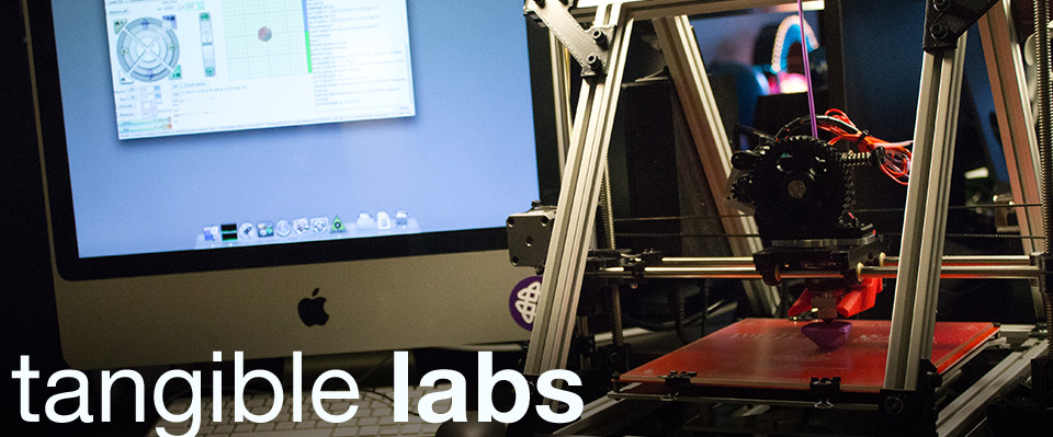Tangible Labs 3D Printing